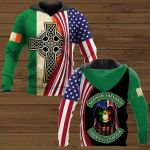 Sons Of Ireland American Chapter ALL OVER PRINTED SHIRTS