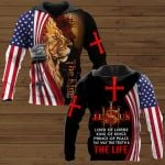 Jesus Lord Of Lords King Of Kings The Way The Truth & The Life ALL OVER PRINTED SHIRTS