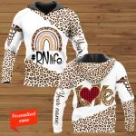 Love Nurse #RNlife Registered Nurse Personalized ALL OVER PRINTED SHIRTS