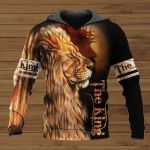 The King ALL OVER PRINTED SHIRTS