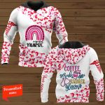#essential Nurse Coffee Scrubs And Bubber Gloves Nurse Personalized ALL OVER PRINTED SHIRTS