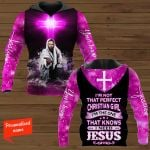 I'm Not That Perfect Christian Girl I'm The One That Knows I Need Jesus Personalized ALL OVER PRINTED SHIRTS