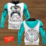 Lord, Help Me To Bring Comfort Where There Is Pain Nurse Nursing Personalized ALL OVER PRINTED SHIRTS