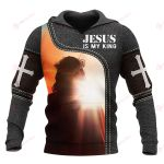Jesus is my King my Everything ALL OVER PRINTED SHIRTS