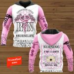 Nursing is not a Career It's a Post Apocalyptic Survival Skill RN Registered Nurse #Nurselife ALL OVER PRINTED SHIRTS