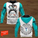 Lord, Help Me To Bring Comfort Where There Is Pain #CNAlife CNA Nurse Certified Nursing Assistants Personalized ALL OVER PRINTED SHIRTS