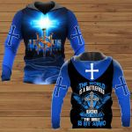 The World Is A Battlefield God is My Weapon The Bible Is My Ammo ALL OVER PRINTED SHIRTS