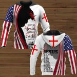 Don't Be Afraid Just Have Faith Mark 5:36 Jesus Is My God My King My Lord My Savior My Everything! ALL OVER PRINTED SHIRTS