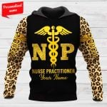 Nurse Practitioner Nurse Personalized ALL OVER PRINTED SHIRTS