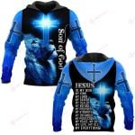 Son Of God Jesus Is My God My King My Lord My Savior My Everything! ALL OVER PRINTED SHIRTS