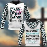 Educated Certified Nursing Assistant Personalized ALL OVER PRINTED SHIRTS