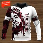 The King Personalized ALL OVER PRINTED SHIRTS