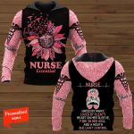 Nurse Hated By Many Loved By Plenty Heart On Her Sleeve Fire In Her Soul And A Mouth She Can't Control Personalized ALL OVER PRINTED SHIRTS