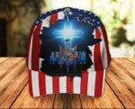 Jesus is My Savior Classic 3d Cap ALL OVER PRINTED