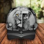 Jesus Christ God Lion Classic 3d Cap ALL OVER PRINTED