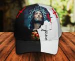 Jesus Christ God Classic 3d Cap ALL OVER PRINTED