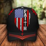 Faith Jesus God Christ Classic 3d Cap ALL OVER PRINTED