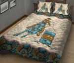 Barrel racing Quilt Bed Set & Quilt Blanket TRE21041501-TRQ21041501