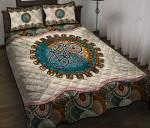 Road Bike Yin Yang Quilt Bed Set & Quilt Blanket BIE21042401-BIQ21042401