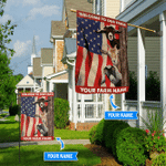 Welcome to our Farm-Goat Personalized Flag HOF21051402
