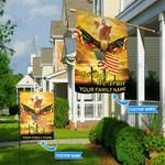 In God We Trust Personalized Flag BIF21051702