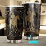 Equestrian Personalized Stainless Steel Tumbler TRU21052001