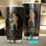 Fencing Personalized Stainless Steel Tumbler TRU21052002