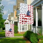 America-Horses Flag TRF21052402