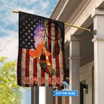 Na-tive American Eagle Flag Personalized Flag TRF21060402