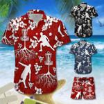 Disc Golf Tree Hawaii Men-Women Shirt & Shorts BIT-BIO-21060906