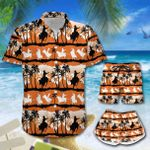 Bull Riding Sunset Hawaii Men-Women Set BIT21060922-BIO21060922