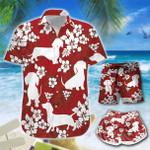 Dachshund Hawaii Men-Women Shirt & Shorts BIT-BIO-21060909