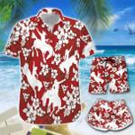 Saddle Bronc Hawaii Men-Women Shirt & Shorts BIT-BIO-21061001