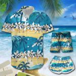 Karate on the Beach Hawaii Men-Women Shirt & Shorts TRT21061006-TRO21061006