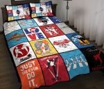 Taekwondo Quilt Bed Set & Quilt Blanket TRE21061002-TRQ21061002