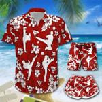 Taekwondo Hawaii Men-Women Shirt & Shorts BIT-BIO-21061003