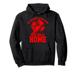 My Son Will Be Waiting For You | Cute Baseball Funny Gift Pullover Hoodie