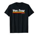 Retro Van Nuys California Unisex T-Shirt