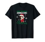 Aneisha Not So Ugly Christmas Anime Manga Lover Unisex T-Shirt
