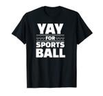 Baseball Design for Base Ball Lovers Unisex T-Shirt