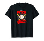 Funny Baseball Coach Gifts Baseball Lovers Unisex T-Shirt