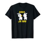 Baka Ja Nai I Anime Bunny Manga Unisex T-Shirt