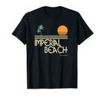 Vintage Imperial Beach California Surf Unisex T-Shirt