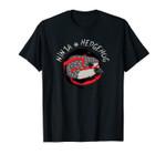 Ninja Hedgehog Martial Arts Cute Animal Unisex T-Shirt
