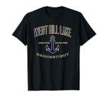 West Hill Lake Unisex T-Shirt for Women & Men