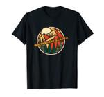 Vintage Whitestone, Alaska Mountain Hiking Souvenir Print Unisex T-Shirt