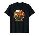 Vintage Oakville, Connecticut Mountain Hiking Souvenir Print Unisex T-Shirt