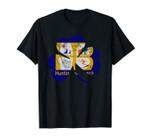 Huntington Beach California Shamrock Flag St Patricks Day Unisex T-Shirt
