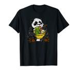 Panda Bear Kawaii Japanese Noodle Anime Gift Unisex T-Shirt