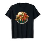 Vintage Esparto, California Mountain Hiking Souvenir Print Unisex T-Shirt